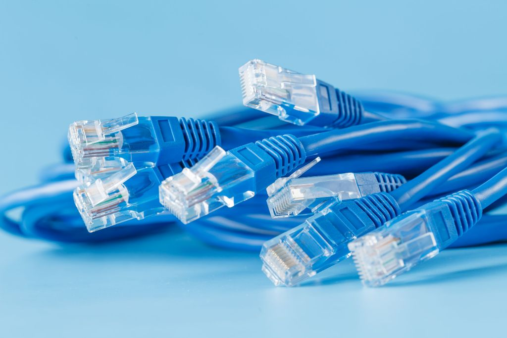 Cat5e Ethernet Network Patch Cable 350 MHz RJ45