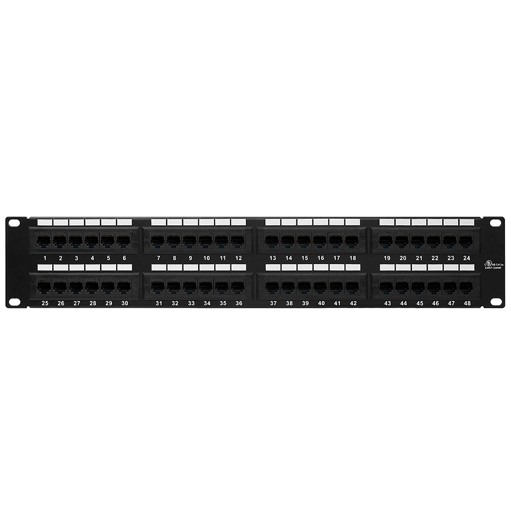 Cat5e Patch Panel 110