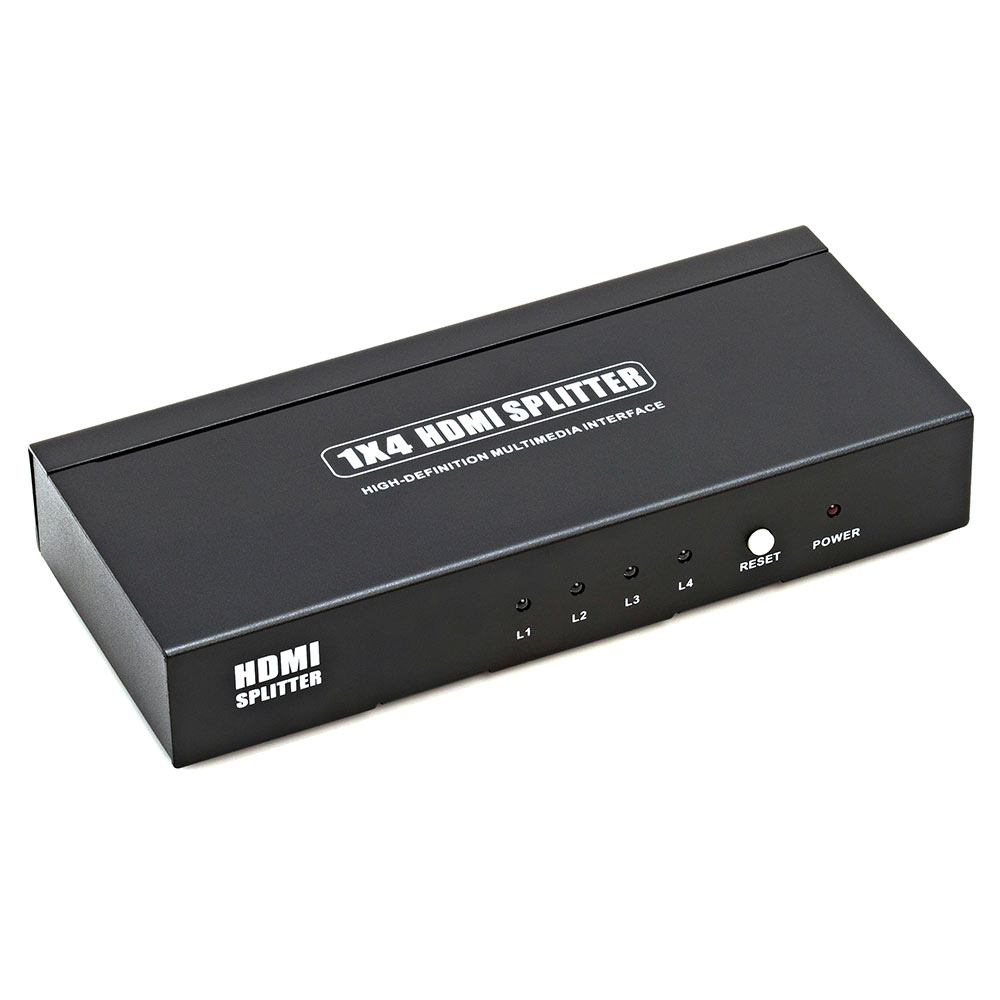 HDMI Splitter Powered 1x4