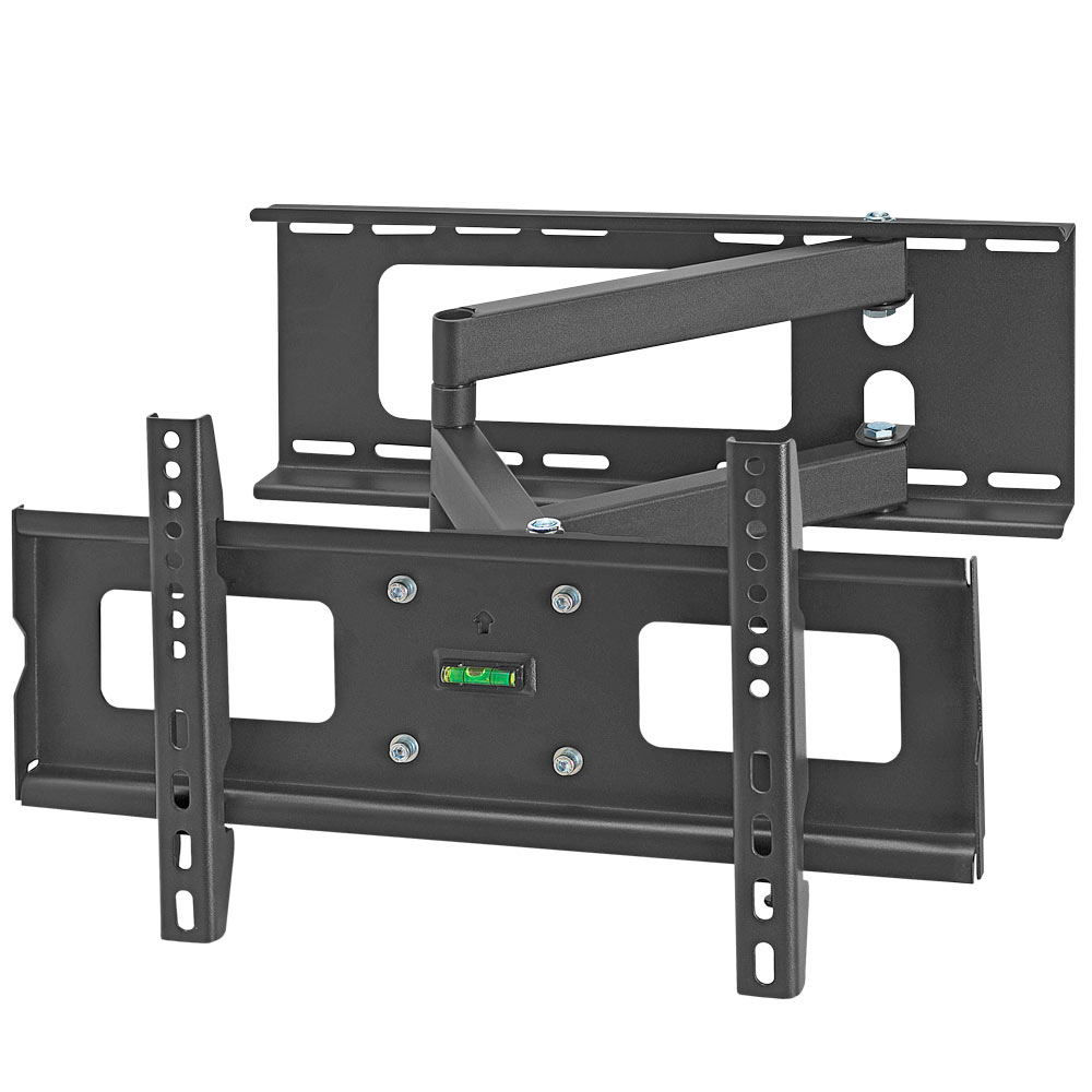 Heavy-Duty Full Motion Wall Mount for 32-55 LCDLED TV's