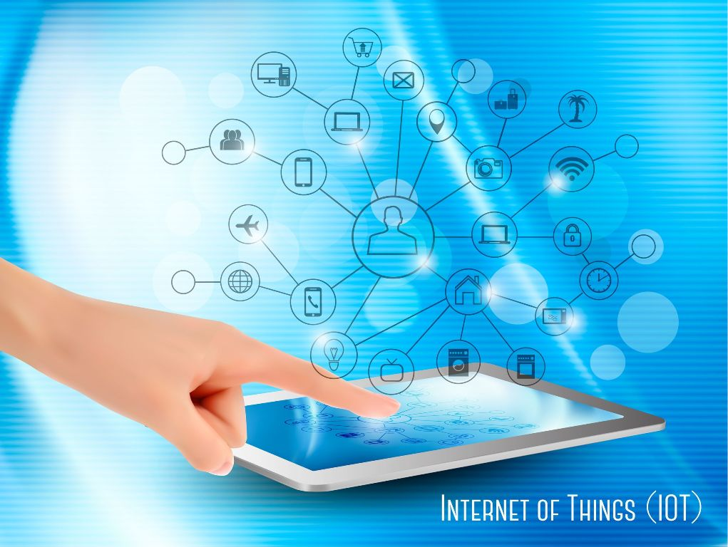 Internet of Things concept (IoT)