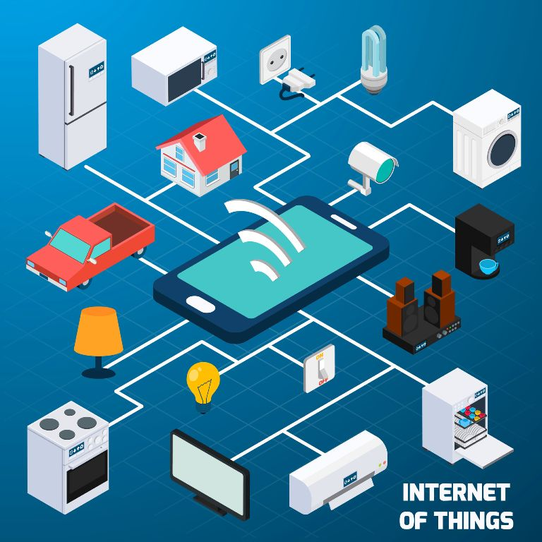 Internet of things home household