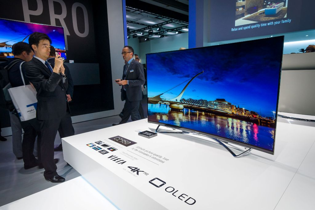 New  OLED TV Panasonic