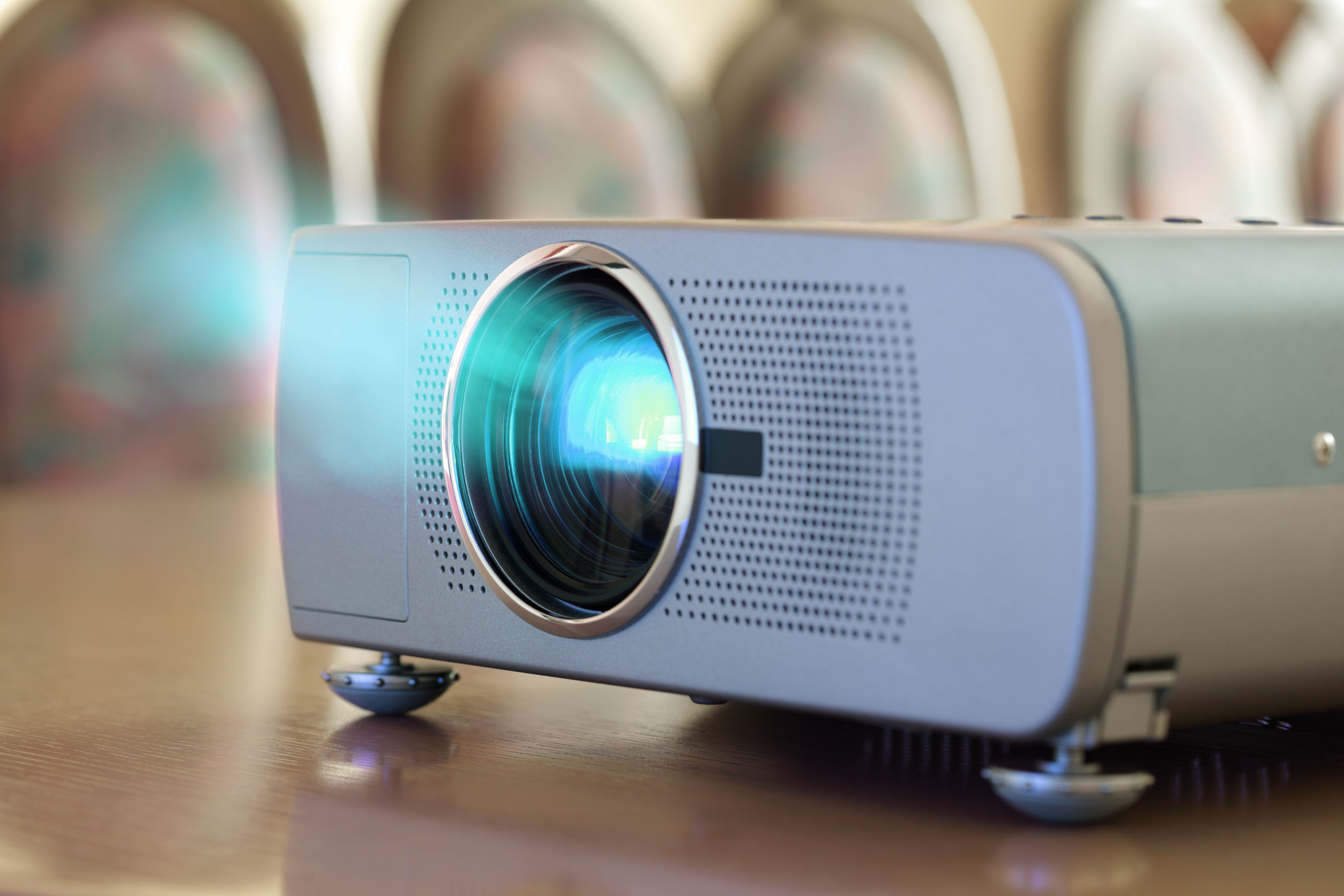 Modern Classroom Projector ~ Modern video projection holograms in your home theater