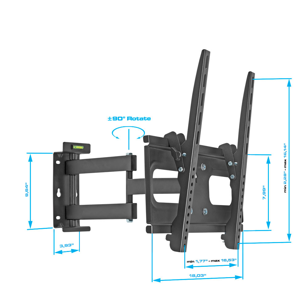 heavy-duty-full-motion-wall-mount-for-32-55-lcdledplasma-tvs_NID0009327