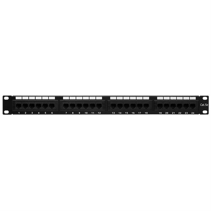 Cat5e Patch Panel 110 Type 24 port - Enhanced