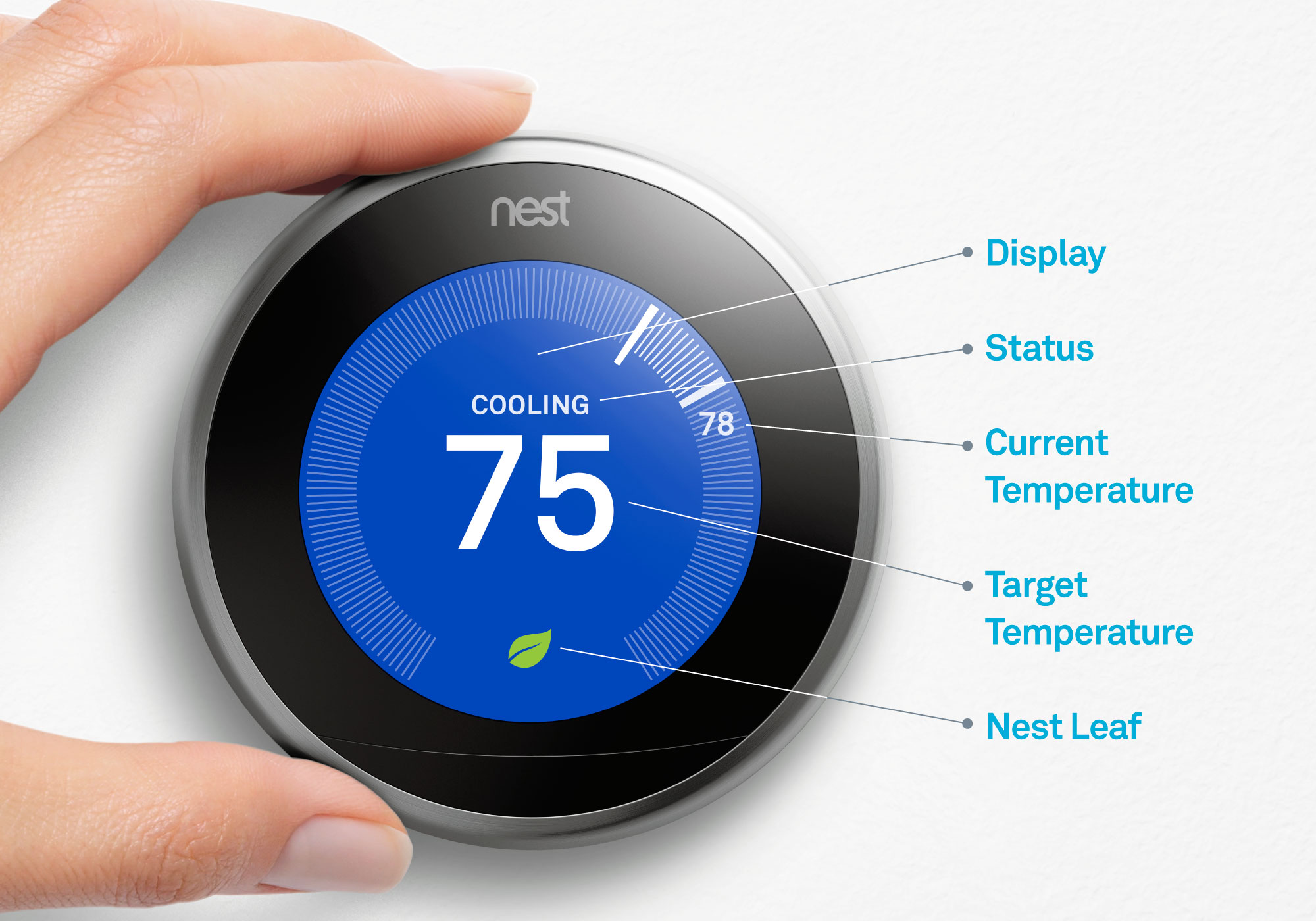 Nest Room Temperature Settings