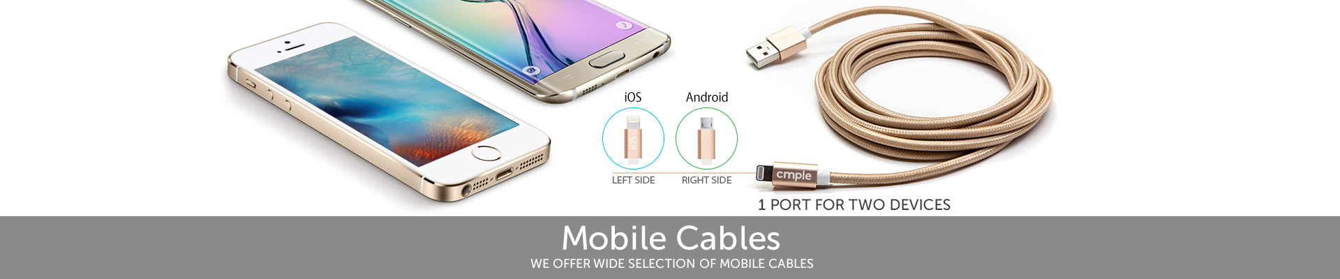 cmple mobile cables