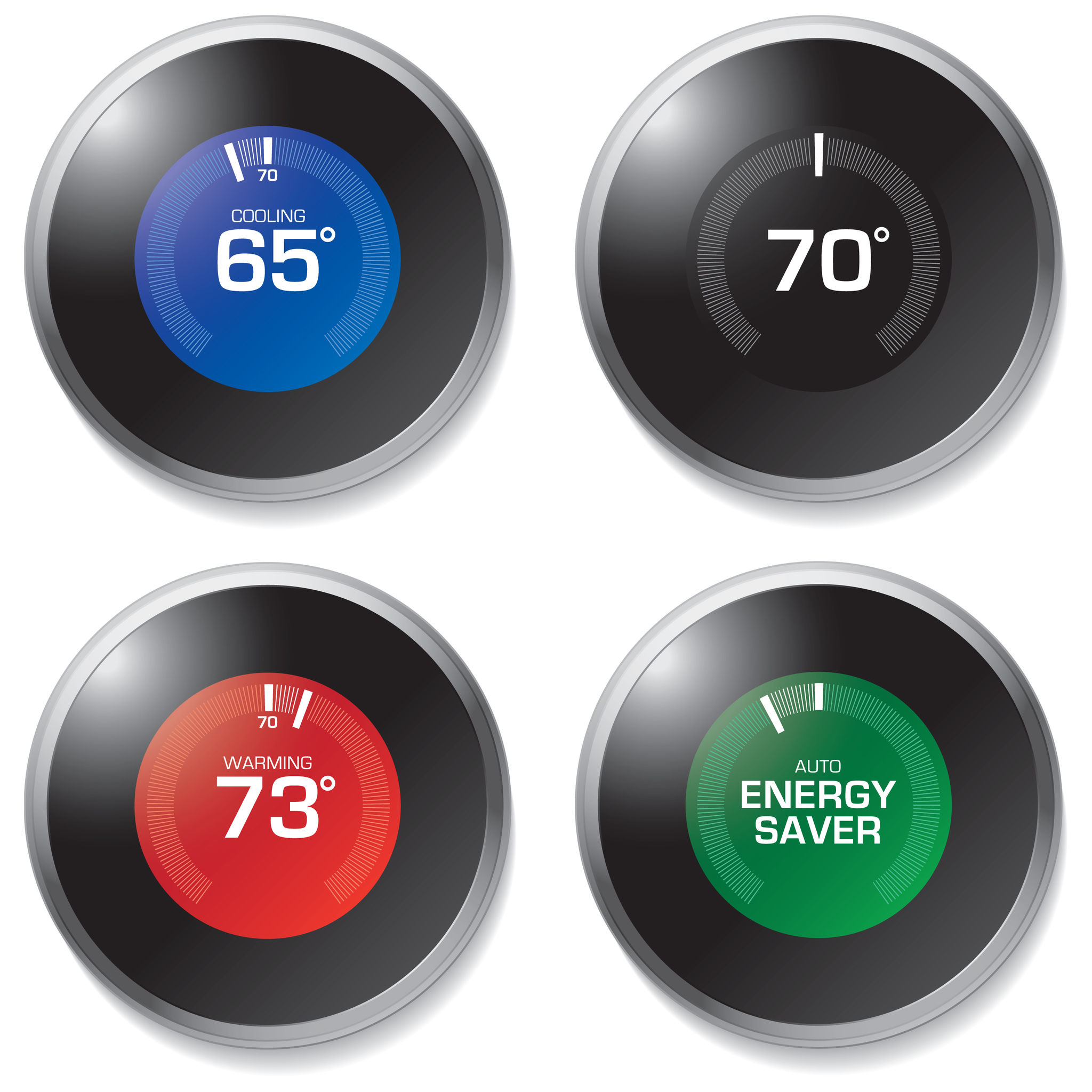 models of Nest Learning Thermostat