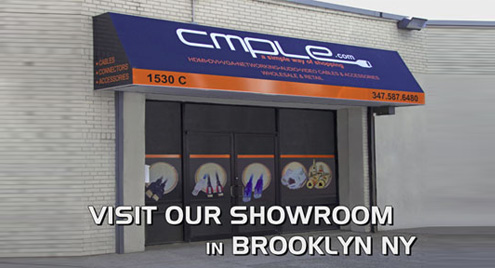 CMPLE Showroom