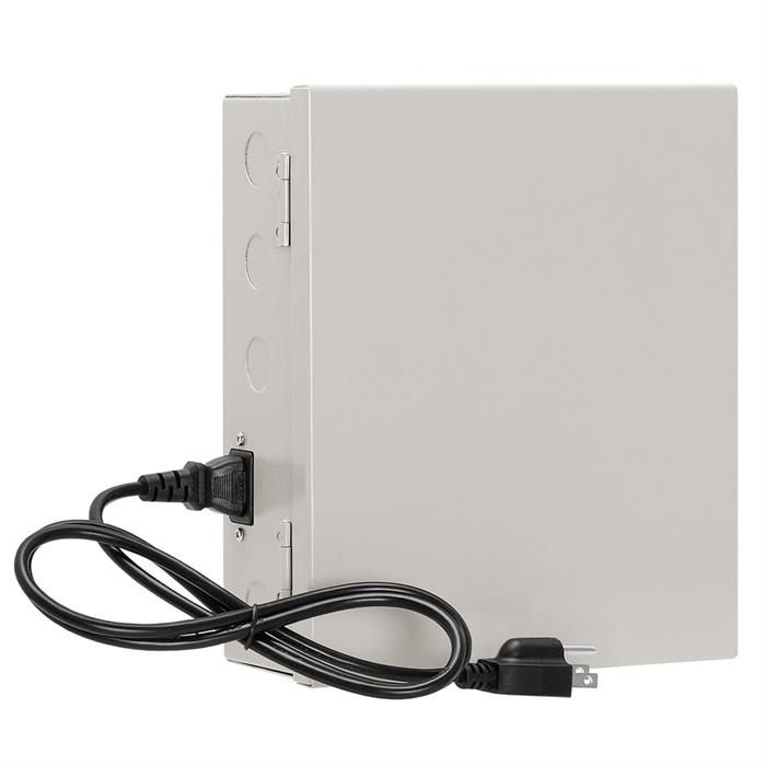 12Volt 18P 10 Amp Power Supply Box for CCTV
