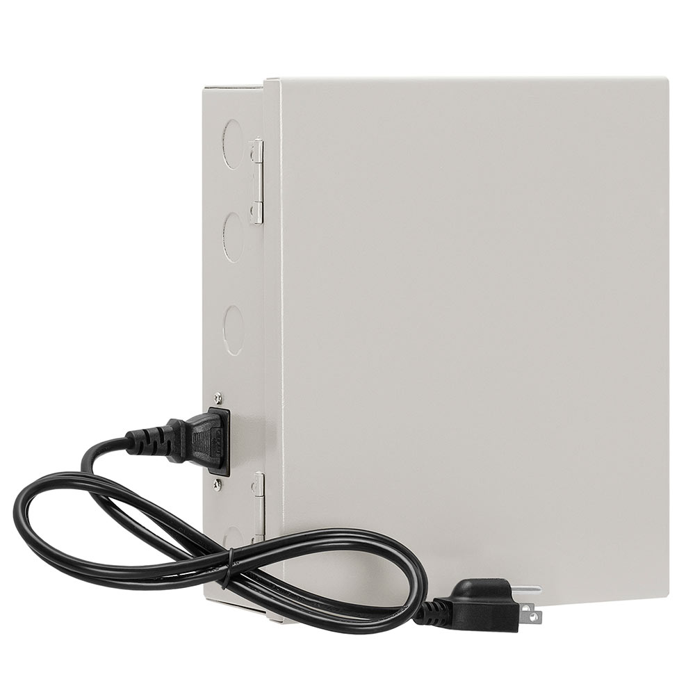 12volt 9p 10 Amp Power Supply Box For Cctv