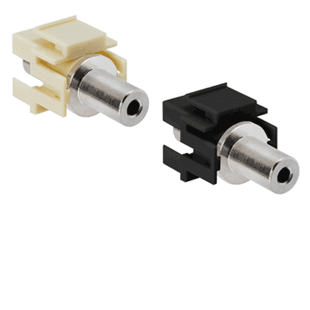 Picture for category 3.5mm Keystone Jacks