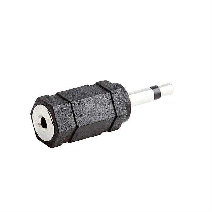 3.5mm Mono Plug to 2.5mm Stereo Jack Adapter