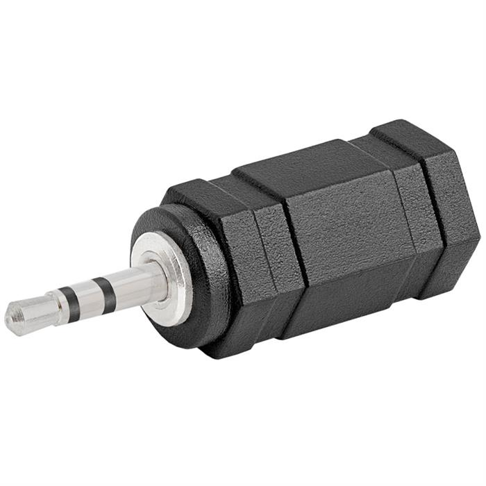 3.5mm Stereo Plug to 2.5mm Stereo Jack Adapter