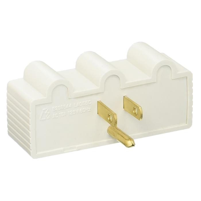 3-Outlet Wall Adapter