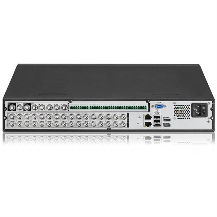32 channel HD-CVI DVR Surveillance System Real-time 720p Recording