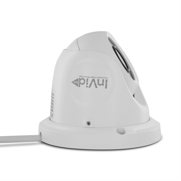 IP 4 Megapixel 2.8 Network Camera Side with LOGO