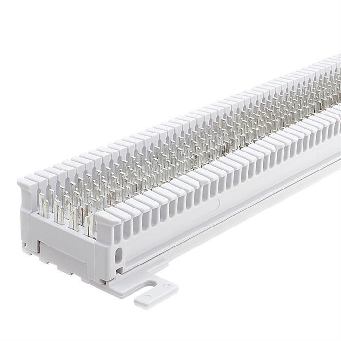 50-Pair Modular 66-IDC Wiring Block