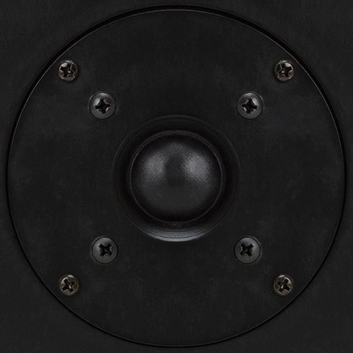 in wall 6.5 inch speaker kevlar 600 Watt tweeter