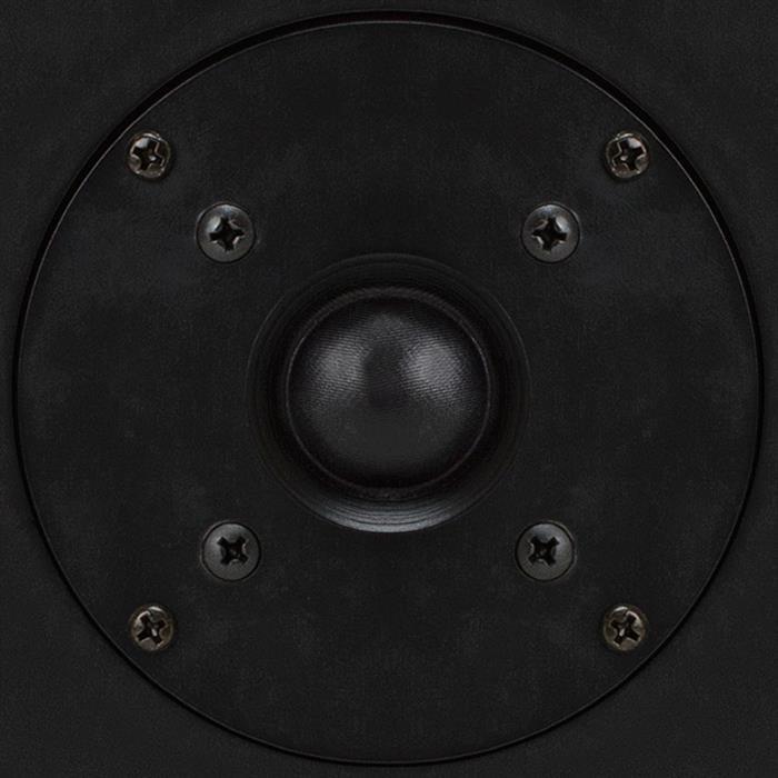 in wall speaker kevlar 6.5 inch 600 Watt tweeter