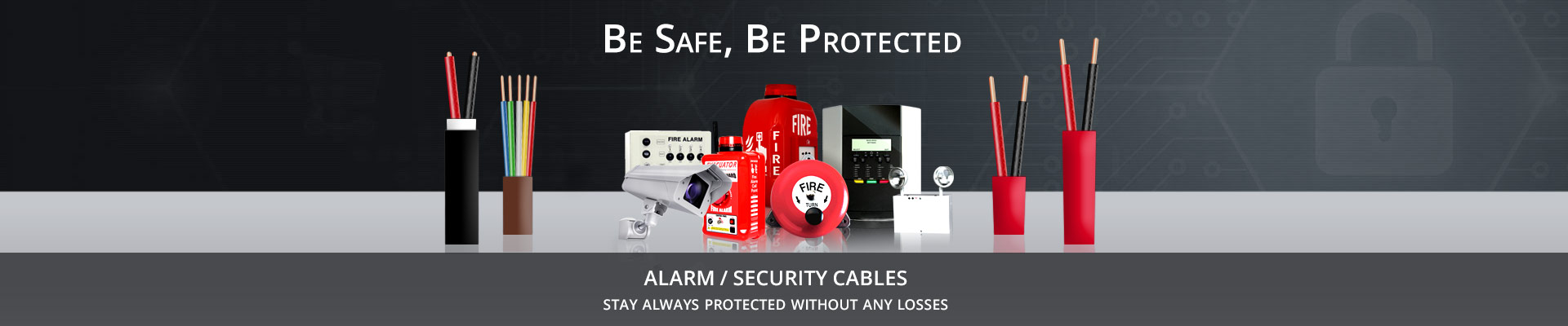 Alarm/Security Cables