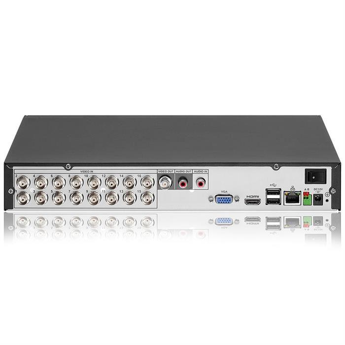 Analog High Definition Digital Video Recorder (DVR) 16 channel