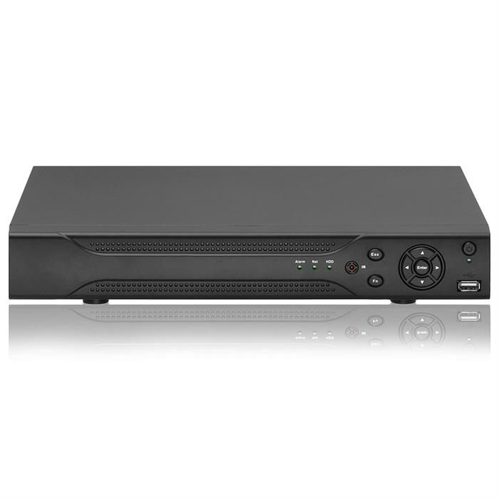 Analog High Definition Digital Video Recorder (DVR) 4 channel