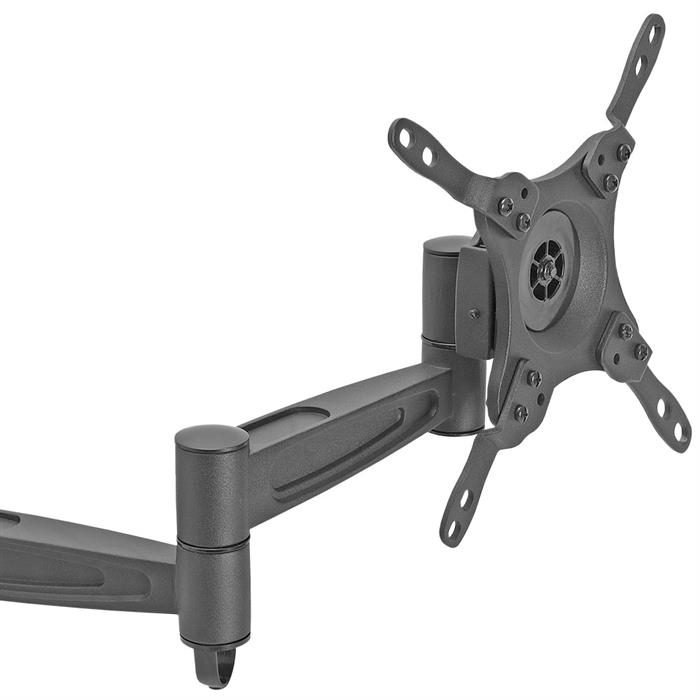 Full Motion Wall Mount for 13-42 Inch TVs