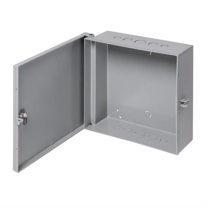 "Arlington™ EB1111 Heavy-Duty Non-Metallic Enclosure Box (11"" x 11"" 
