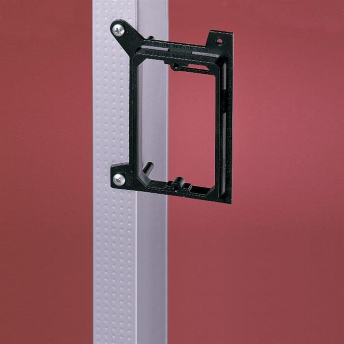 Arlington™ LVH1 Single-Gang Low Voltage Mounting Bracket for New Construction