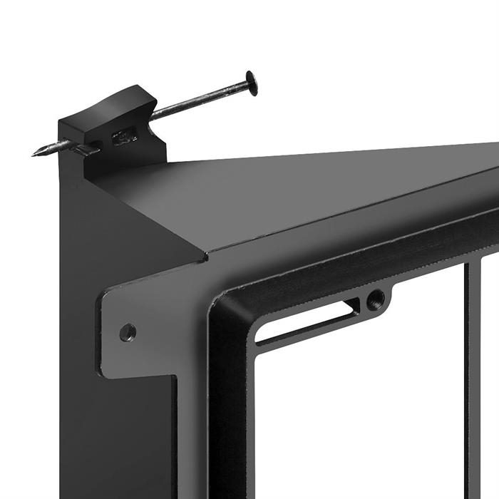 Arlington™ LVN4 Nail-On Low Voltage Mounting Bracket, Four Gang
