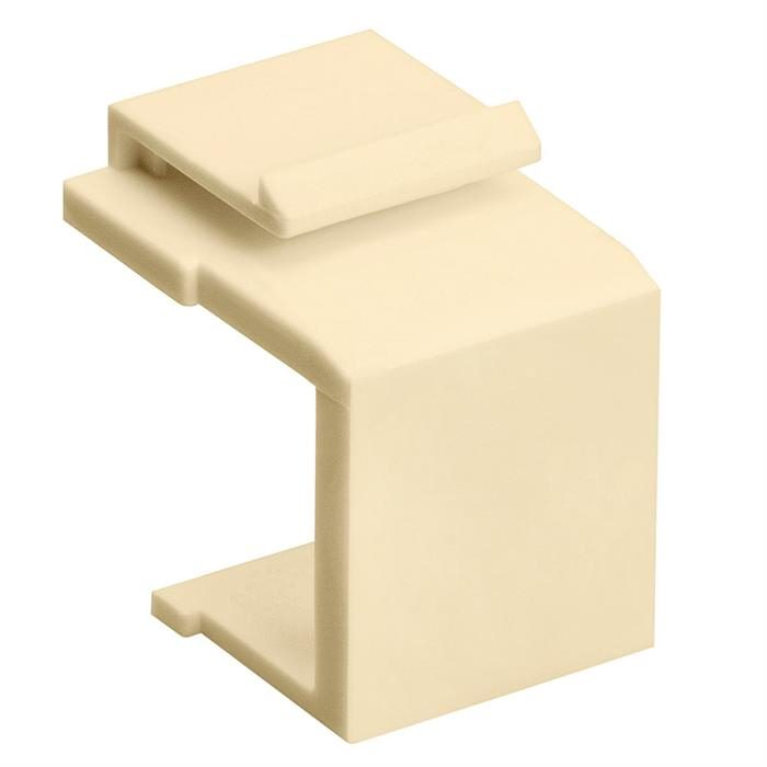 Blank Insert For Wall Plate - 10pcs Pack Ivory