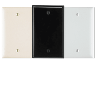 Picture for category Blank Wall Plates