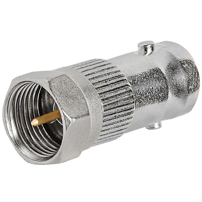 BNC Female To F Male Adapter