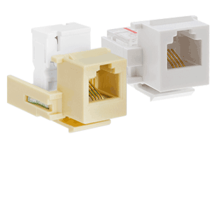 Picture for category CAT3 Keystone Jacks