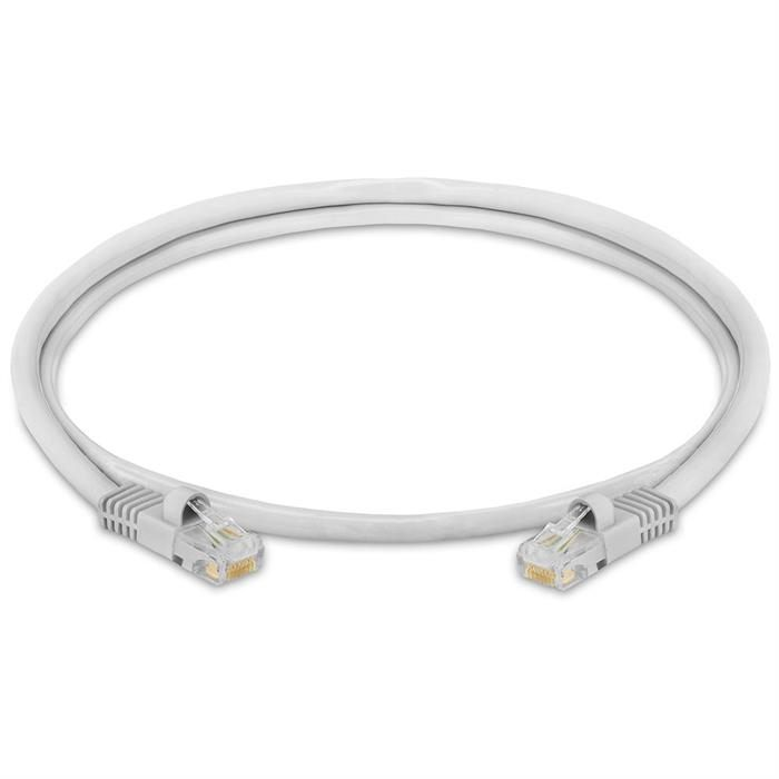 High Speed Lan Cat5e Patch Cable 3FT Gray