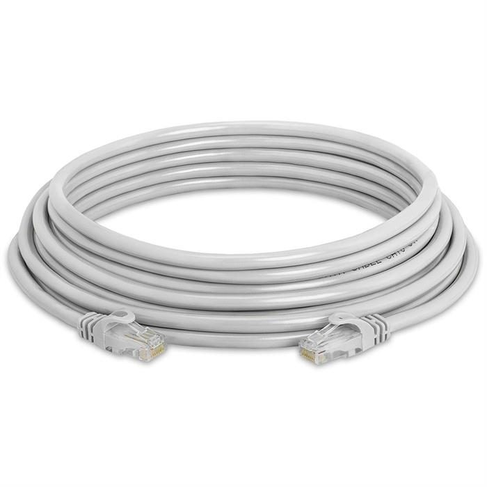 High Speed Lan Cat6 Patch Cable 25FT Gray