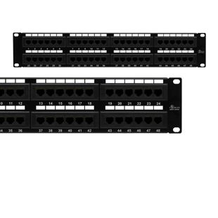 Picture for category Cat6 Patch Panels