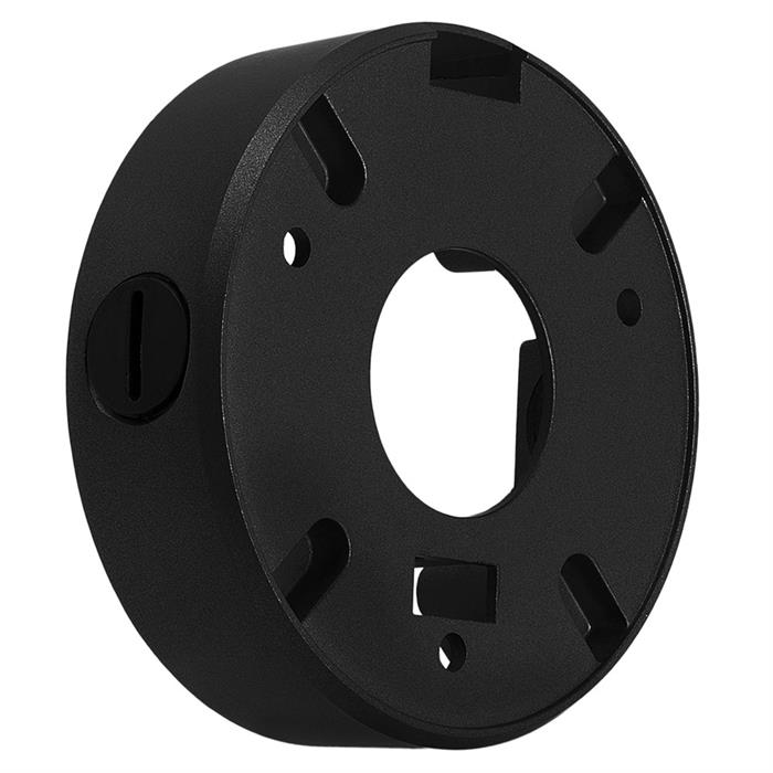CCTV Mounting Junction Box will fit most Small Dome cameras - Black