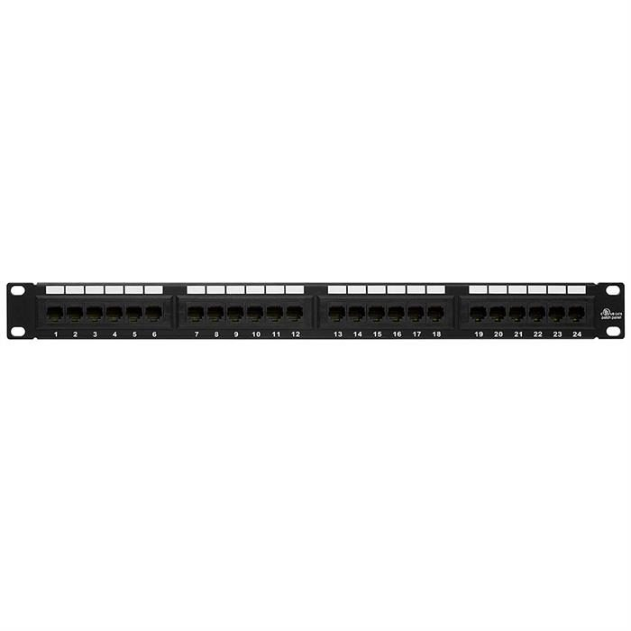Cat6 Patch Panel 110 Type 24 Port - Enhanced
