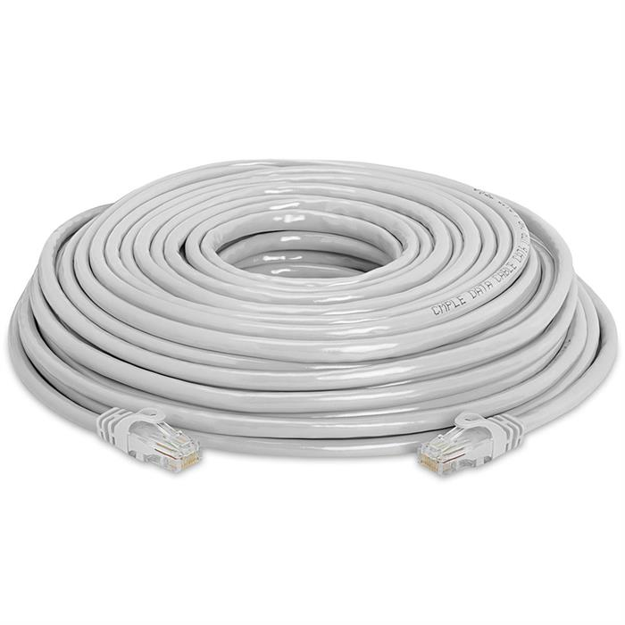 High Speed Lan Cat6 Patch Cable 75FT Gray
