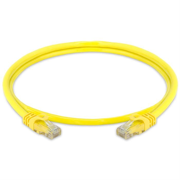High Speed Lan Cat6 Patch Cable 3FT Yellow