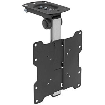 "Folding LCD Ceiling/Cabinet Mount For 17""- 37"" TV/Monitor"