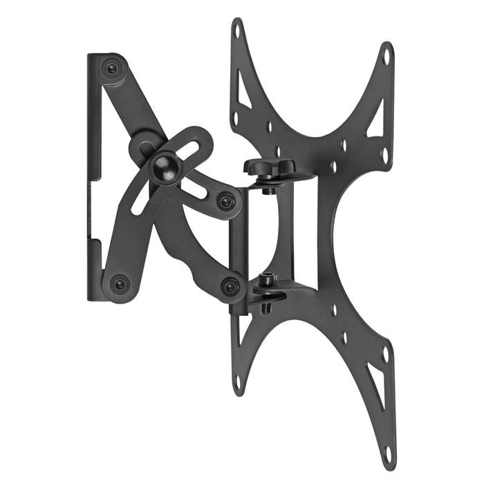Side view - Tilting & Swivel TV Wall Mount