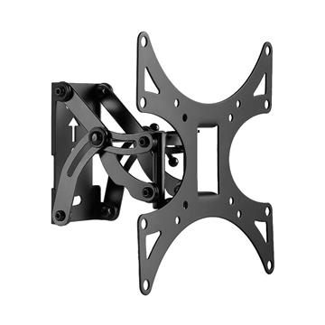 Front view - Tilting & Swivel TV Wall Mount