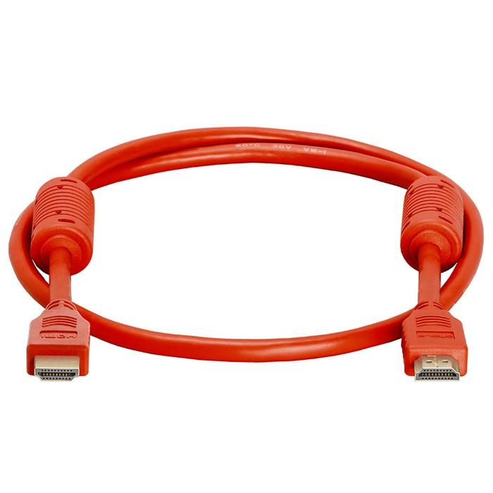 HDMI Cable 3 FT Red