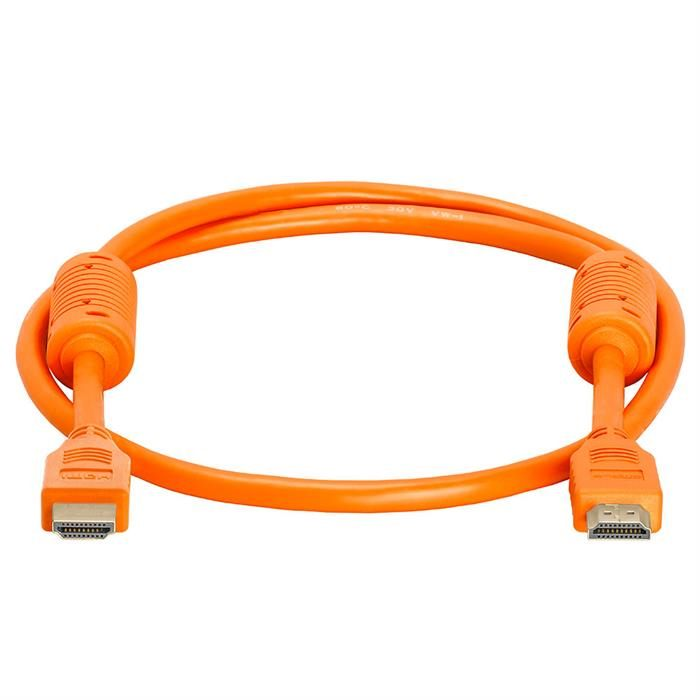 HDMI Cable 3 FT Orange