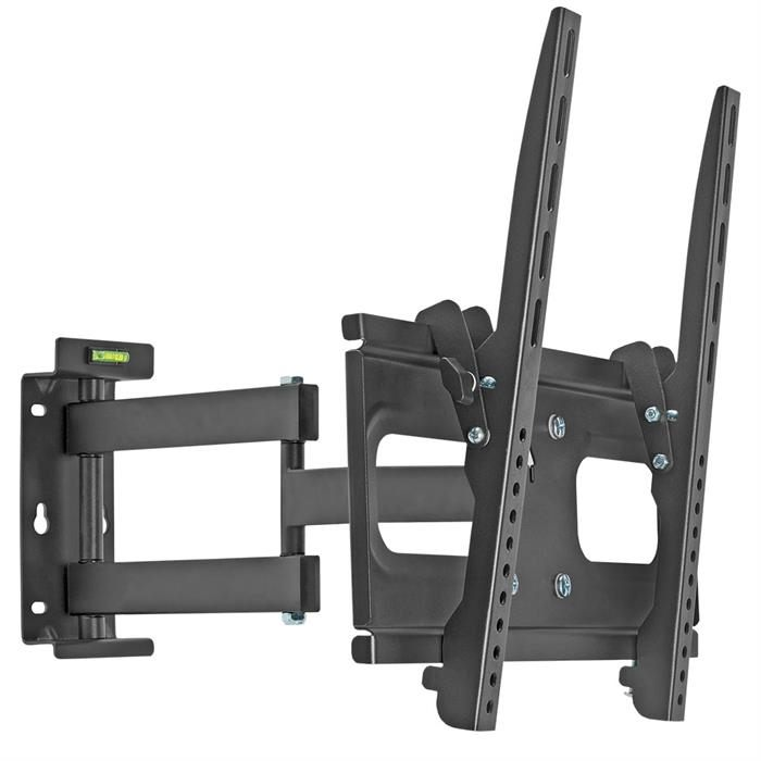"Heavy-Duty Full Motion Wall Mount For 32""-55"" LCD/LED/Plasma TV's"