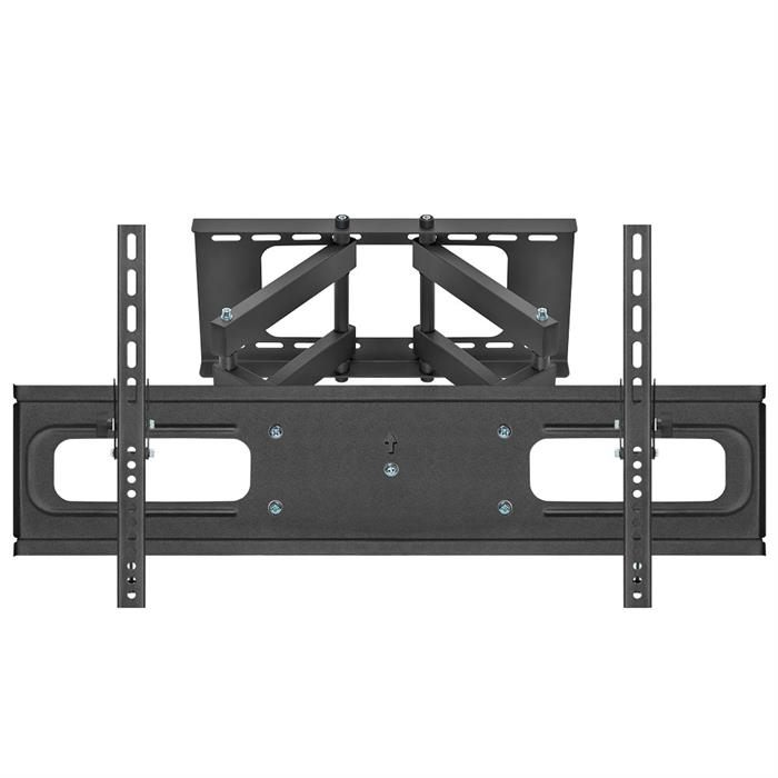 "Heavy-Duty Full-Motion Wall Mount: 37""-70"" LCD/LED TVs"